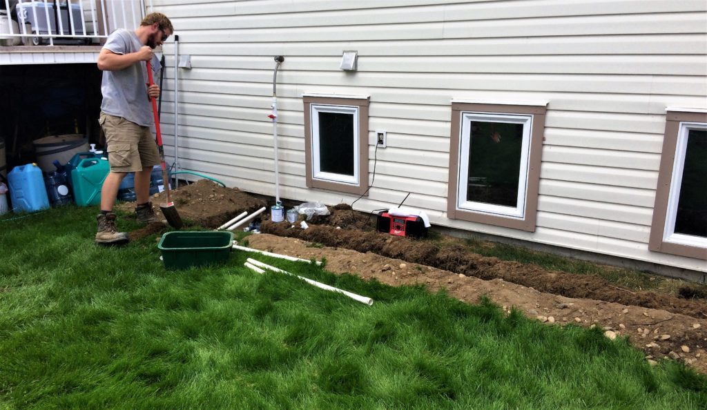 Irrigation system installation and maintenance by Forever Green Irrigation & Landscaping Ltd