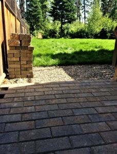 Landscaping bricks for your garden, yard, driveway and more by Forever Green Irrigation & Landscaping Ltd